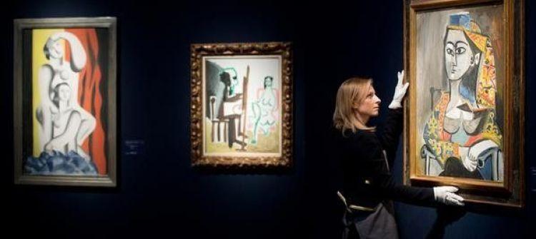 سرقة لوحة بـ 85 ألف دولار لبيكاسو