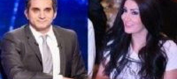 غادة عبد الرازق بعد إيقاف برنامج باسم يوسف : اللهم لا شماتة