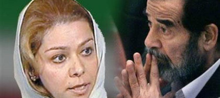 رغد : أبناء 'صدام حسين' خمسة ولا سادس أو سابع لهم...وما يشاع كذب