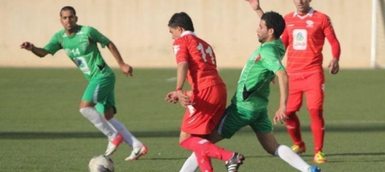 أهلي الخليل لنهائي كأس فلسطين