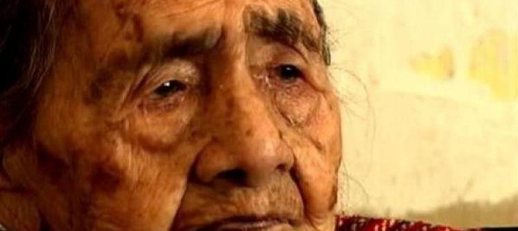 وفاة معمرة مكسيكية عن عمر 127 عاما