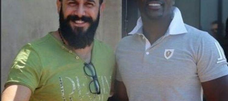 قصي خولي إلى العالمية مع Akon... قريباً