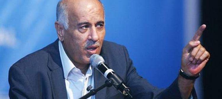 الرجوب يكشف شرط الاتحاد الصهيوني للاعتراف بالاتحاد الفلسطيني