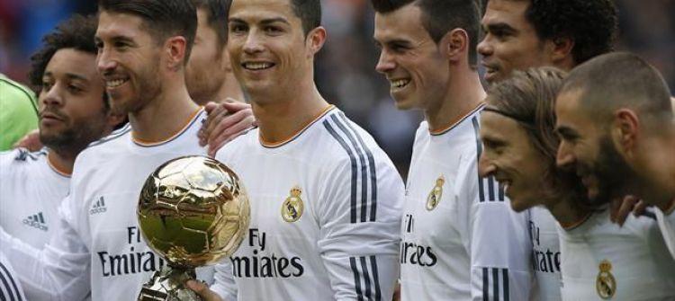 ريال مدريد يتصدر قائمة اغلى 20 فريقا في العالم