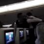 فيديو| مشاجرة ومضاربة عنيفة على متن طائرة تابعة للخطوط الجوية الكويتية!