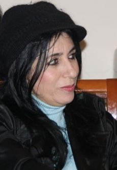 سيرة آمال عوّاد رضوان مترجمة للإنجليزية.......بقلم / د. نزيه قسيس