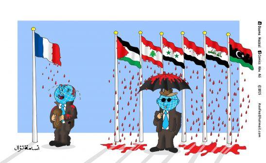 كاريكاتير اليوم....أسامة نزال