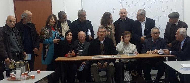 أمسيةٌ أدبيّةٌ قرمانيّة في الناصرة! ....آمال عواد رضوان