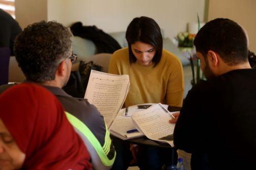 بالصور: مساقات 'القطان'الشتويّة ..نحو تعليم تفاعلي تكاملي في فلسطين... ماذا لو غيّرنا منهجيات التعليم في مدارسنا؟