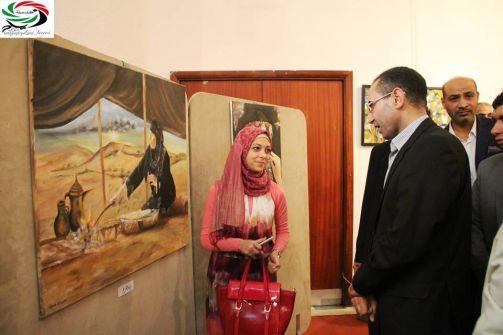 الأردن يتألق في عيون الفنانين  ....بقلم وعدسة: زياد جيوسي