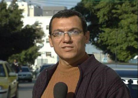 عن إعتقال أيمن العالول....مصطفى ابراهيم