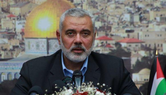 ابدى استعداده للاجتماع مع عباس لإنهاء الانقسام هنية: مؤتمر البحرين سياسي بغطاء اقتصادي وفلسطين ليست للبيع