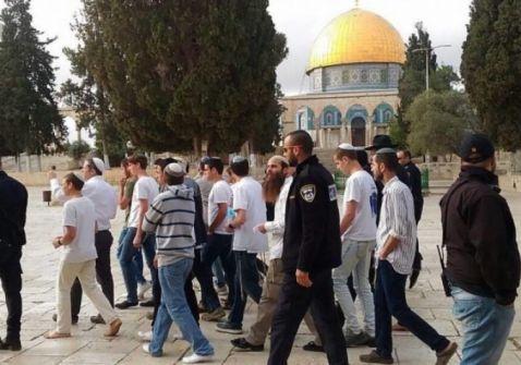 المستوطنون يحشدون لاقتحام الأقصى في 28 رمضان ودعوات لـ'الرباط'