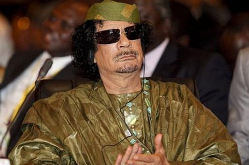 """""""التايمز"""" تنشر تقريراً سرياً يحمل معلومات خطيرة عن خطة التخلص من القذافي"""