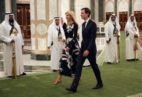 إيفانكا ترامب تنشر صورة سعودية أميركية تاريخية .. وتعلق عليها..شاهد