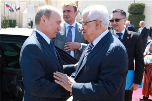 بوتين: روسيا تتفهم مخاوف الجانب الفلسطيني في عملية التسوية الفلسطينية الإسرائيلية