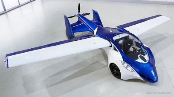 سيارة سلوفاكية طائرة قريبا في الأسواق