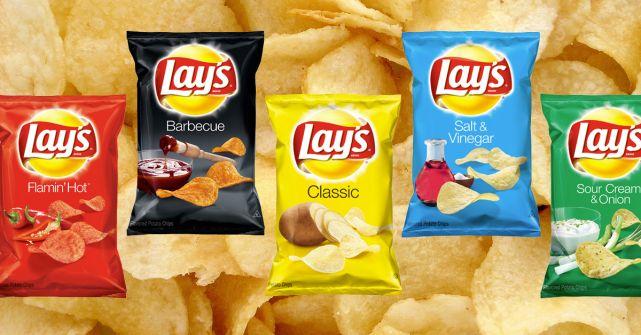 شركة لايز تسحب منتجاتها من السوق