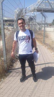الغاء قرار ترحيل الشاب معن أبو حافظ الى البرازيل والافراج عنه بعد جهود قانونية حثيثة ومرافعات قضائية دامت اكثر من عام ونصف