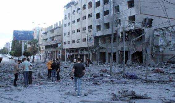 48 شهيدا من بينهم 14 طفلا و3 سيدات و304 إصابة حصيلة العدوان الإسرائيلي على غزة