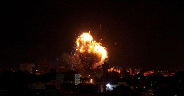 شهيد و3 جرحى في سلسلة غارات جوية على قطاع غزة