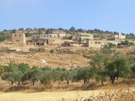 في تقرير لمركز معا: قرية يانون: تراث وحضارة في فخ الاستيطان