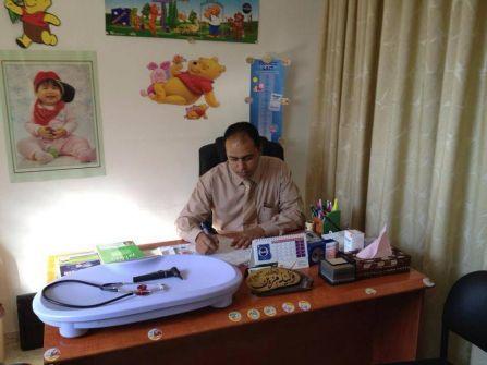 الاحتلال يفرج عن الأسير الدكتور وليد المزين