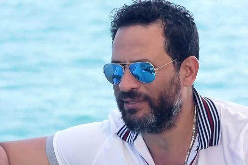 ماجد المصري:'ارفض أن تعمل ابنتي في التمثيل ونادم على مشاهد القبلات'