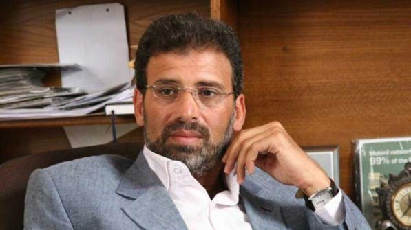 """خالد يوسف يعتزل السياسة.. تسريب المقاطع غير الاخلاقية كانت """"قرصة"""" من المخابرات"""