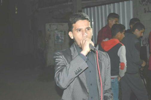 الشباب الفلسطيني اموات مع وقف التنفيذ ....عزات جمال الخطيب