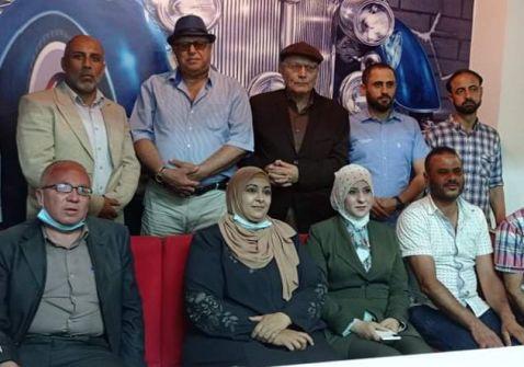 مبادرة (هنا فلسطين) تكتسح الساحة في قطاع غزة