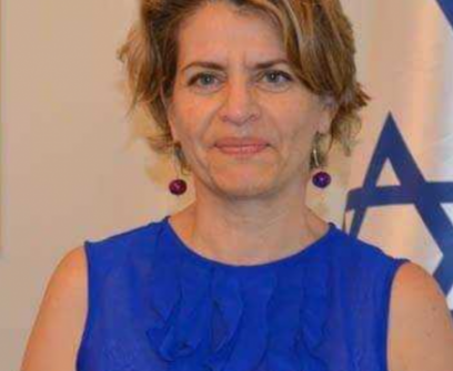 للمرة الأولى.. امرأة تشغل منصب سفير إسرائيل في مصر