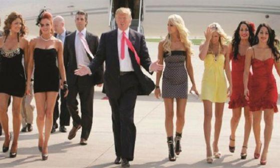 لماذا لا تؤثر الاتهامات بـ'فضائح جنسية' على وضع ترامب؟