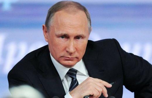 سنوات أخرى..بوتين يفوز في الانتخابات الرئاسية بأغلبية ساحقة.. المعارضة اتهمته بالتزوير