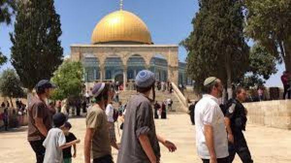 الأردن: الاعتداءات الإسرائيلية على الأقصى 'لعب بالنار'