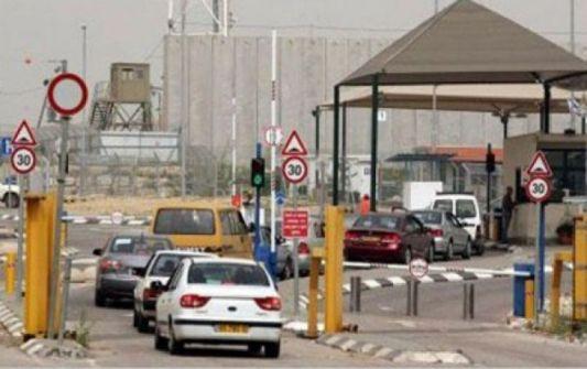 سلطات الاحتلال تعلن اغلاق الضفة الغربية وغزة