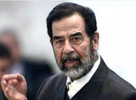 معلومات تذكر لاول مرة عن تفاصيل القبض على صدام حسين وشارون اول من زاره في السجن