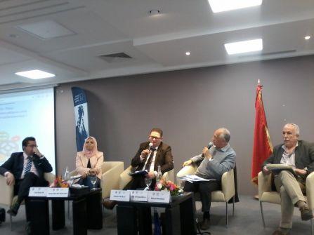 علاقة الدولة بوسائل الإعلام في ظل التحول الديمقراطي : محور بحث المؤتمر الدولي لمعهد الصحافة وعلوم الاخبار بتونس
