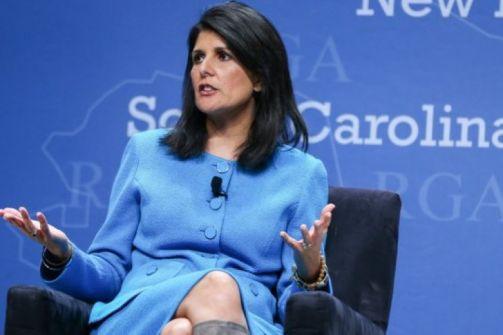 هايلي: 'خطة ترامب للسلام ستعرض قريباً'