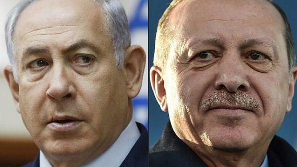 جولة قتال أخرى بين نتنياهو وأردوغان
