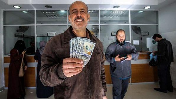 الأموال القطرية في طريقها إلى غزة