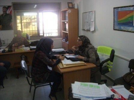 يوم استشاري تغذوي لموظفي مديرية التربية والتعليم في الخليل