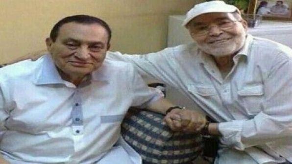 بالفيديو..حسن يوسف للرئيس مبارك: أنا بلا عمل منذ 3 سنوات وأجلس في المنزل لأقوم بتقشير البصل والبطاطس