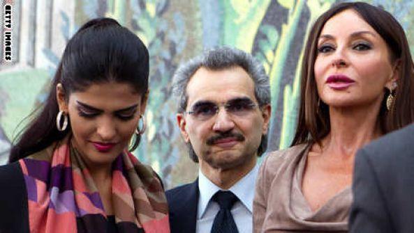 بالصور:من هم أثرياء العرب ومن أين؟