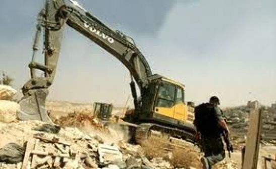 الاحتلال يخطر بهدم ستة منازل في روجيب شرق نابلس