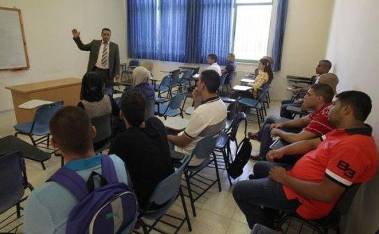 بدء العام الاكاديمي في الجامعة العربية الامريكية