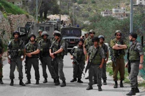 الاحتلال يقتحم مدينة الخليل وحلحول ومخيم العروب