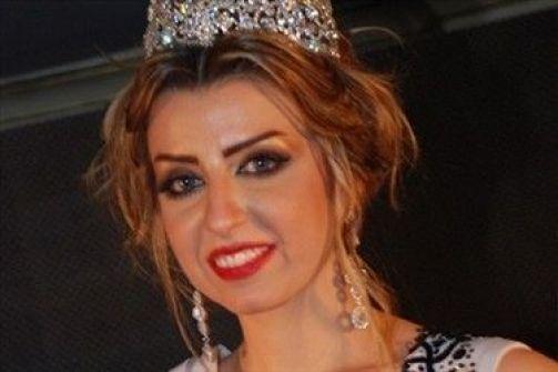 السورية نادين فهد .. ملكة جمال العرب 2012