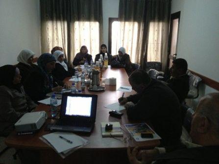 الاغاثة الزراعية تطلق مشروعا لدعم التعاونيات النسوية في ريف نابلس والأغوار