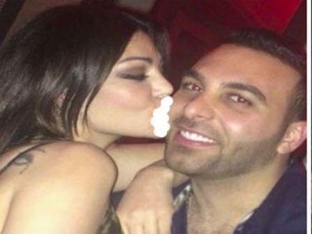 قبلة هيفاء وهبي لشاب فلسطيني تفتح باب الاشاعات حول علاقة حب